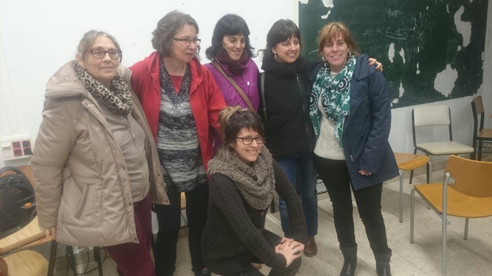 Las Feútxas: Las  feutxas  con  Arantza  Rojas