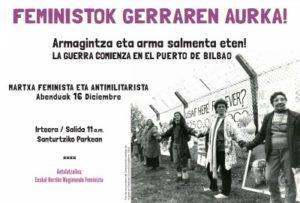Mar de Fueguitos: feministas contra la guerra y sus políticas migratorias