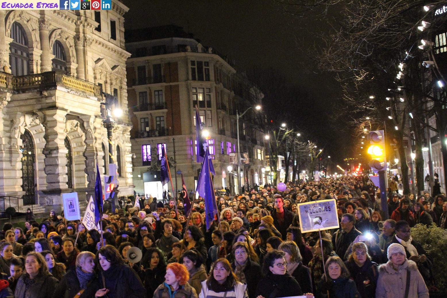 Las Feútxas: 8M, día histórico para el Feminismo