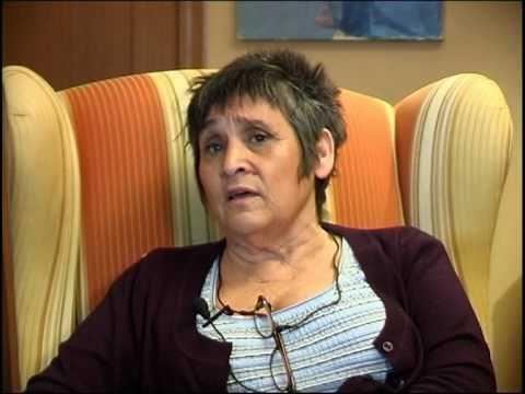 Las Feútxas: Pilar  Gil  en  las  Feútxas