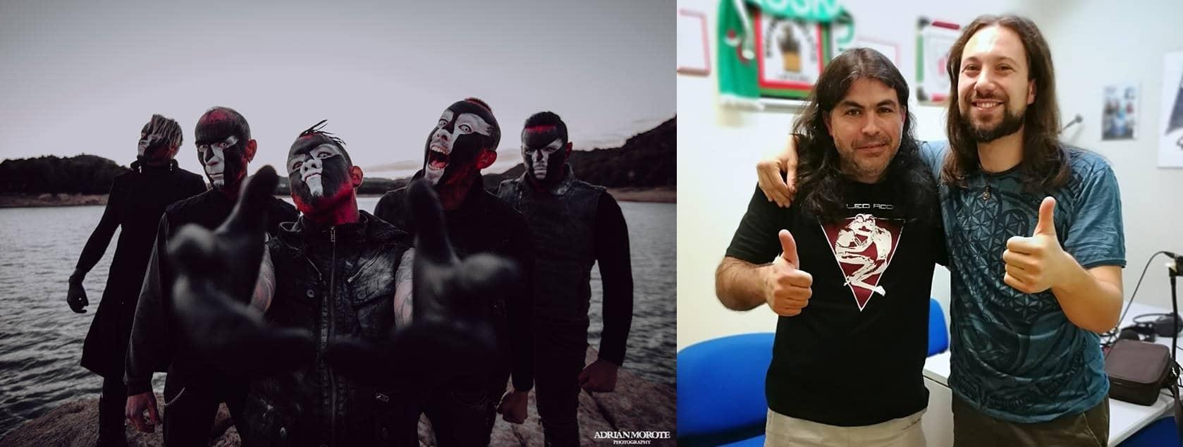 La mirada negra: Entrevista  con  Killus  y  Javier  Fernández