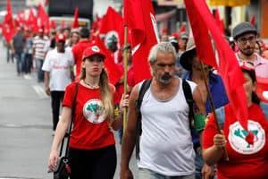 Cubainformación: Sectores  populares  de  Brasil  en  pie  de  lucha  con  Lula  y  más  temas