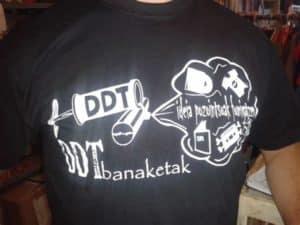Sin acritud: DDT Banaketak