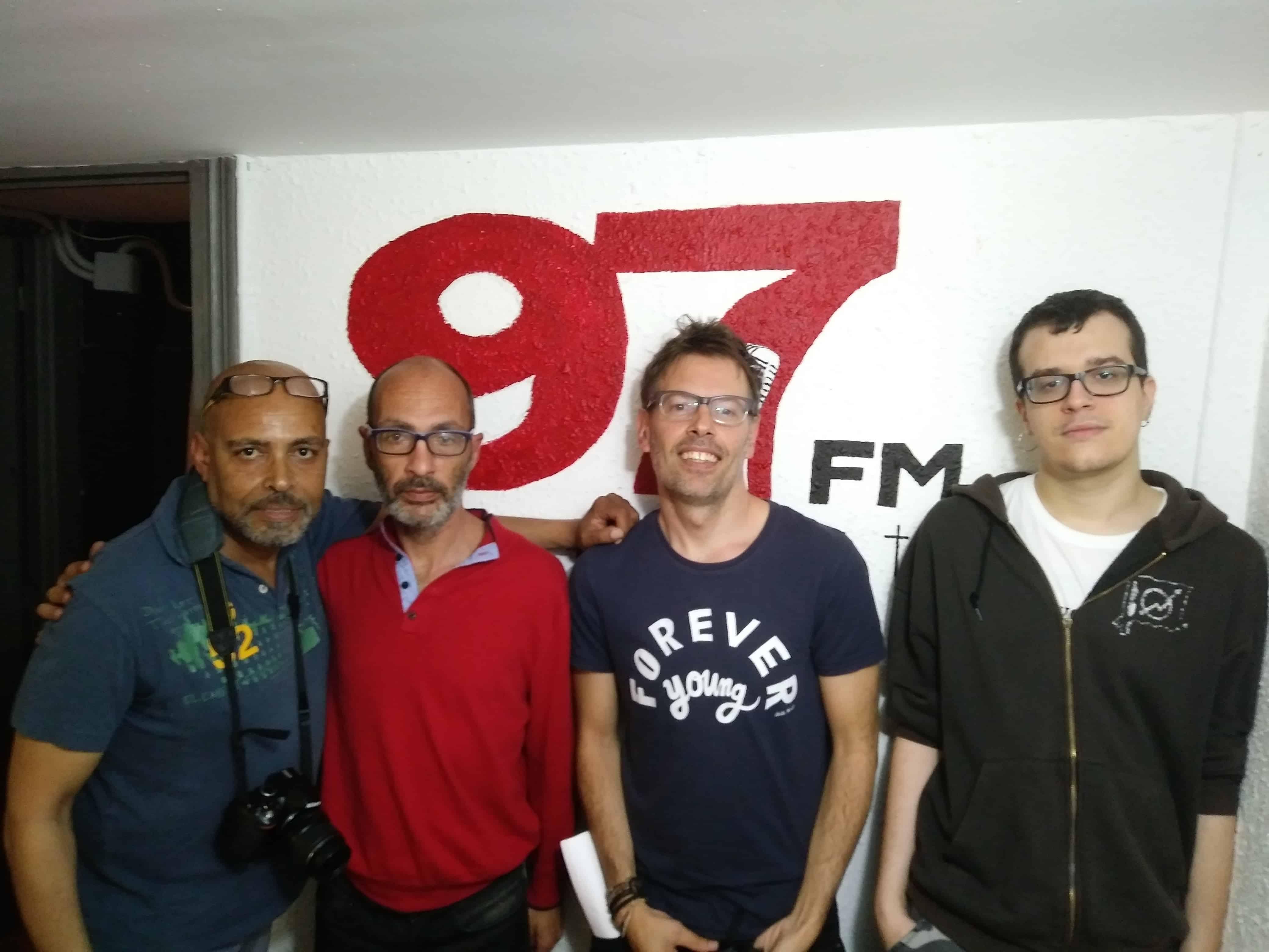 Radio Barrio: charlamos con Hasiera, encuentro EAPN, poesía, música y más