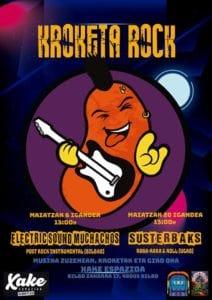 Sin acritud: Lokomotorak y Kroketa rock