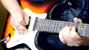 Arañas de Marte: solos  de  guitarra  (I)