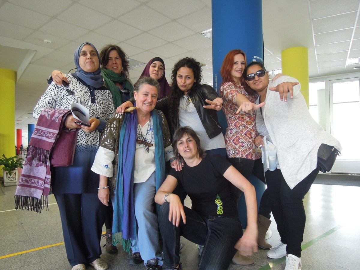 Mar de Fueguitos: las  madres  raperas  de  la  escuela  pública  Miribilla