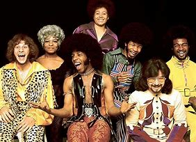 Arañas de Marte: Repasando  Sly  and  the  Family  Stone