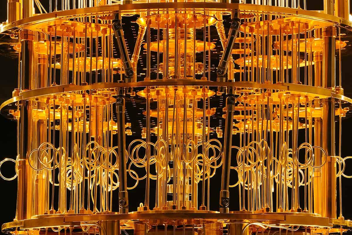 El Laboratorio de Medea: Ordenadores cuánticos