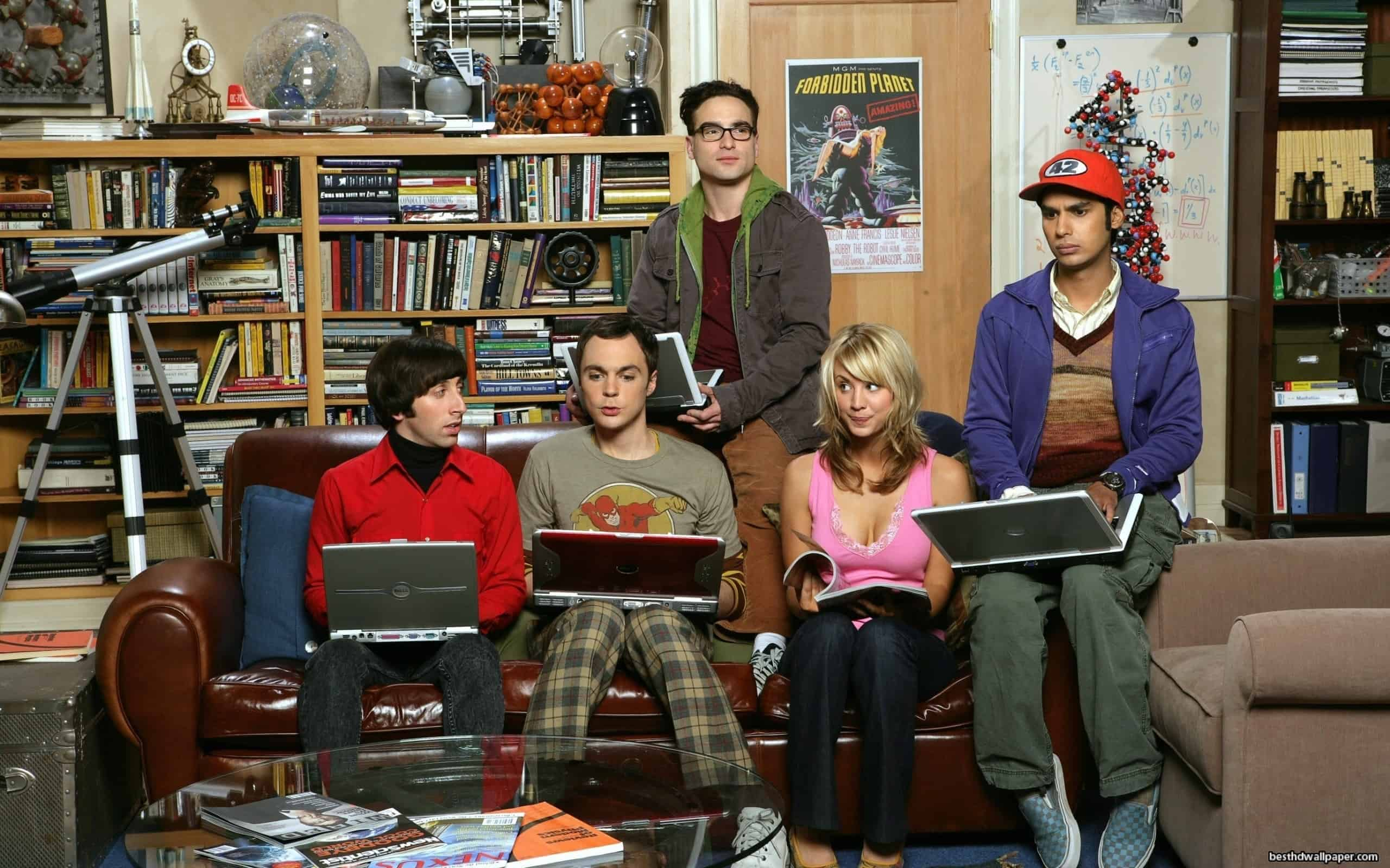 El Laboratorio de Medea: Machismo  en  The  Big  Bang  Theory