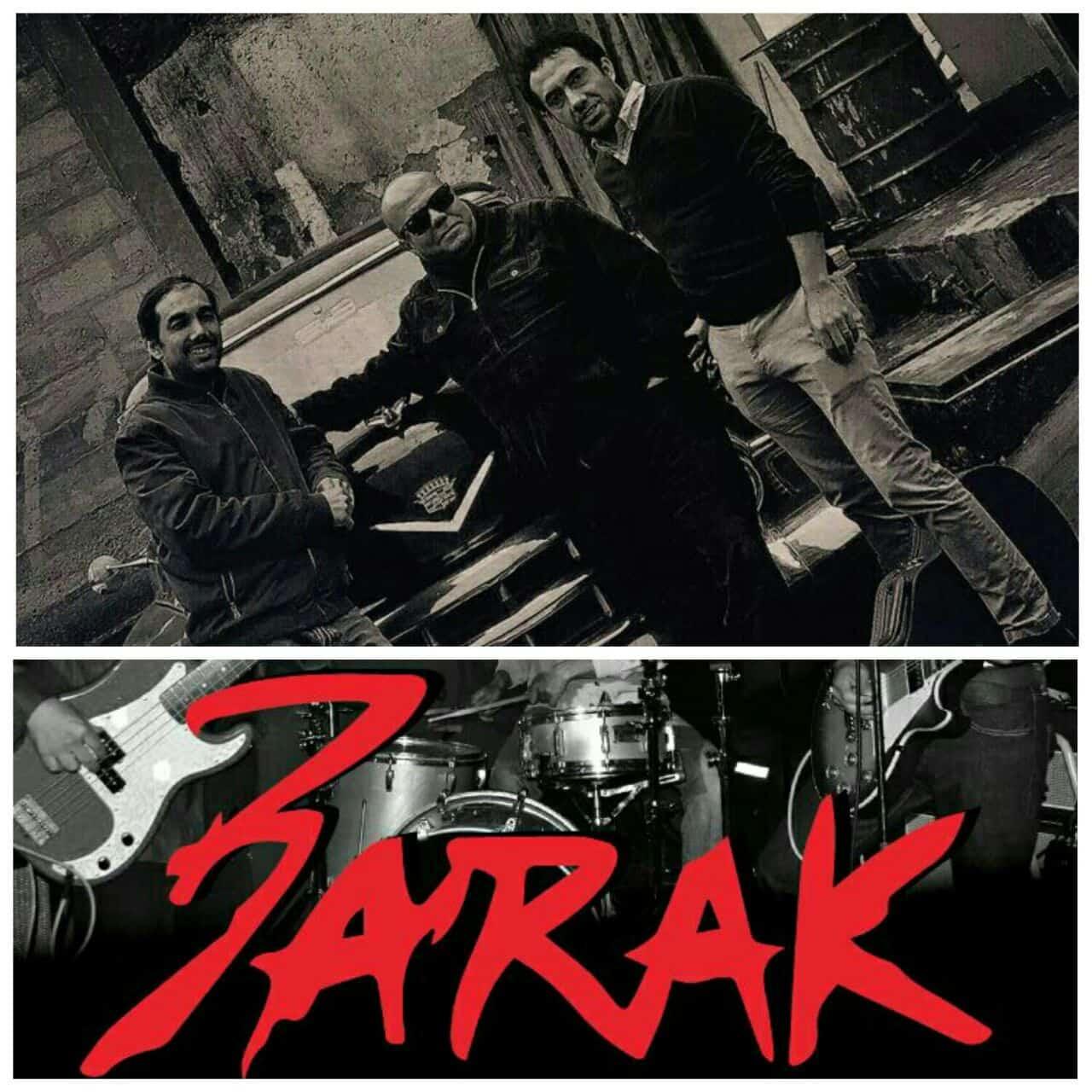Arañas de Marte: Entrevistamos  a  Francisco  Quiroz  de  la  banda  ecuatoriana  Barak