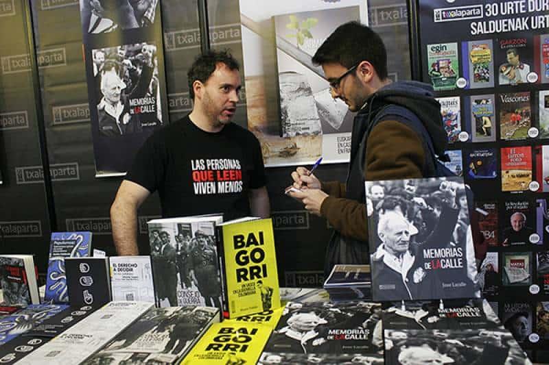 #bidegorritik: Txalaparta argitaletxeak 30 urte | Harkaitz Cano idazlearen azken aurreko manifestua