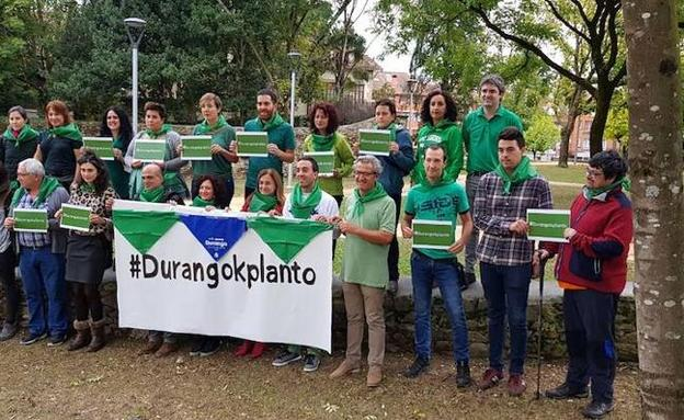 Suelta la olla: Durangok Planto