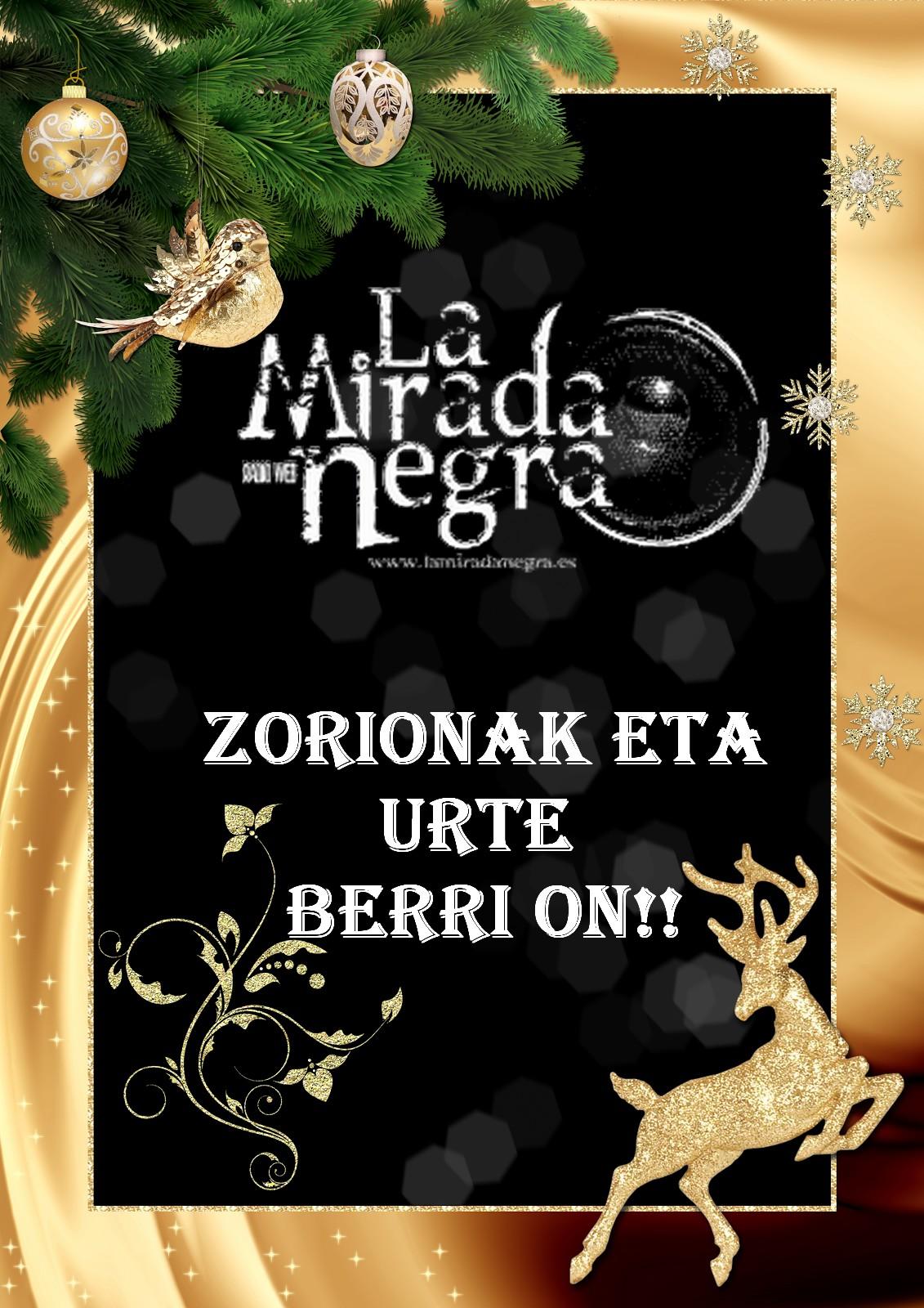 La mirada negra: Especial de canciones de Navidad