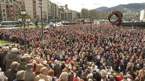 Las Feútxas: Las  pensionistas  siguen  en  lucha