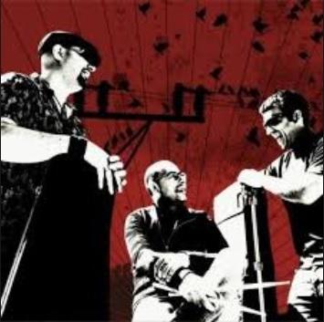 La mirada negra: Entrevista  con  Triple  Zero  Band
