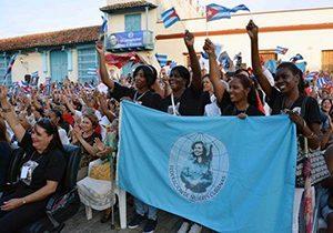 Cubainformación: Guerra eléctrica de EEUU contra Venezuela, Congreso de la Federación de Mujeres Cubanas y más temas