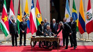 Cubainformación: Prosur, Helms-Burton y Terrorismo eléctrico: la guerra contra la soberanía de América Latina