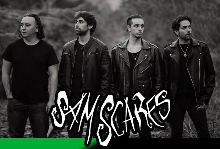 La mirada negra: Entrevista  con  Sam  Scares