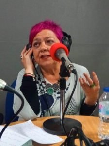 Las Feútxas: Itziar  Manteca  abogada  feminista