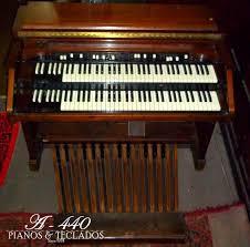 Arañas de Marte: El órgano Hammond (parte I)