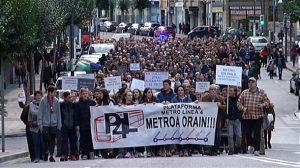 Suelta la olla: Fertxo nos habla de la reinvindicación vecinal en Errekalde de la línea 4 de metro
