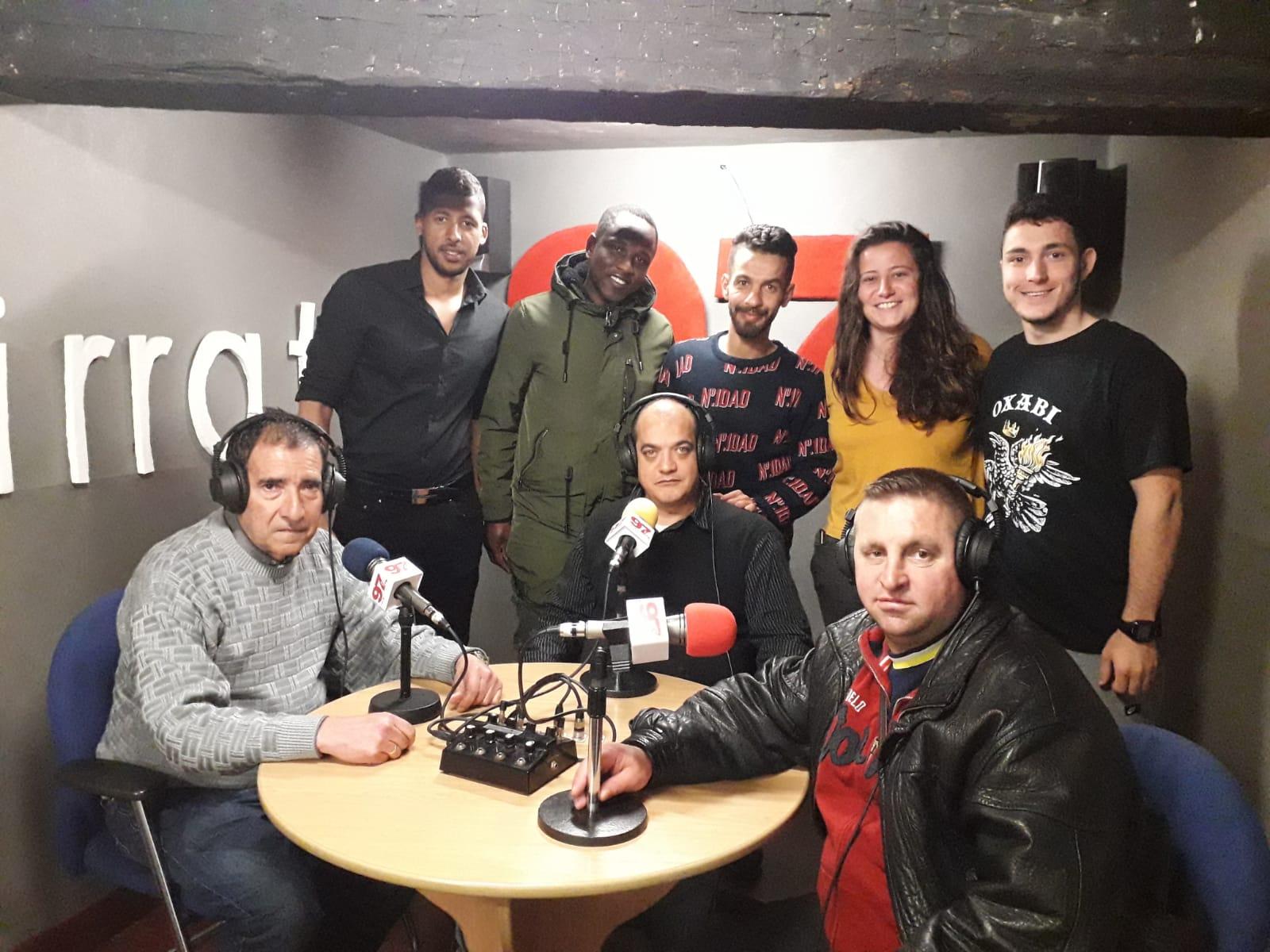 Radio Barrio: Lagun Artean, tertulia  y mucho más