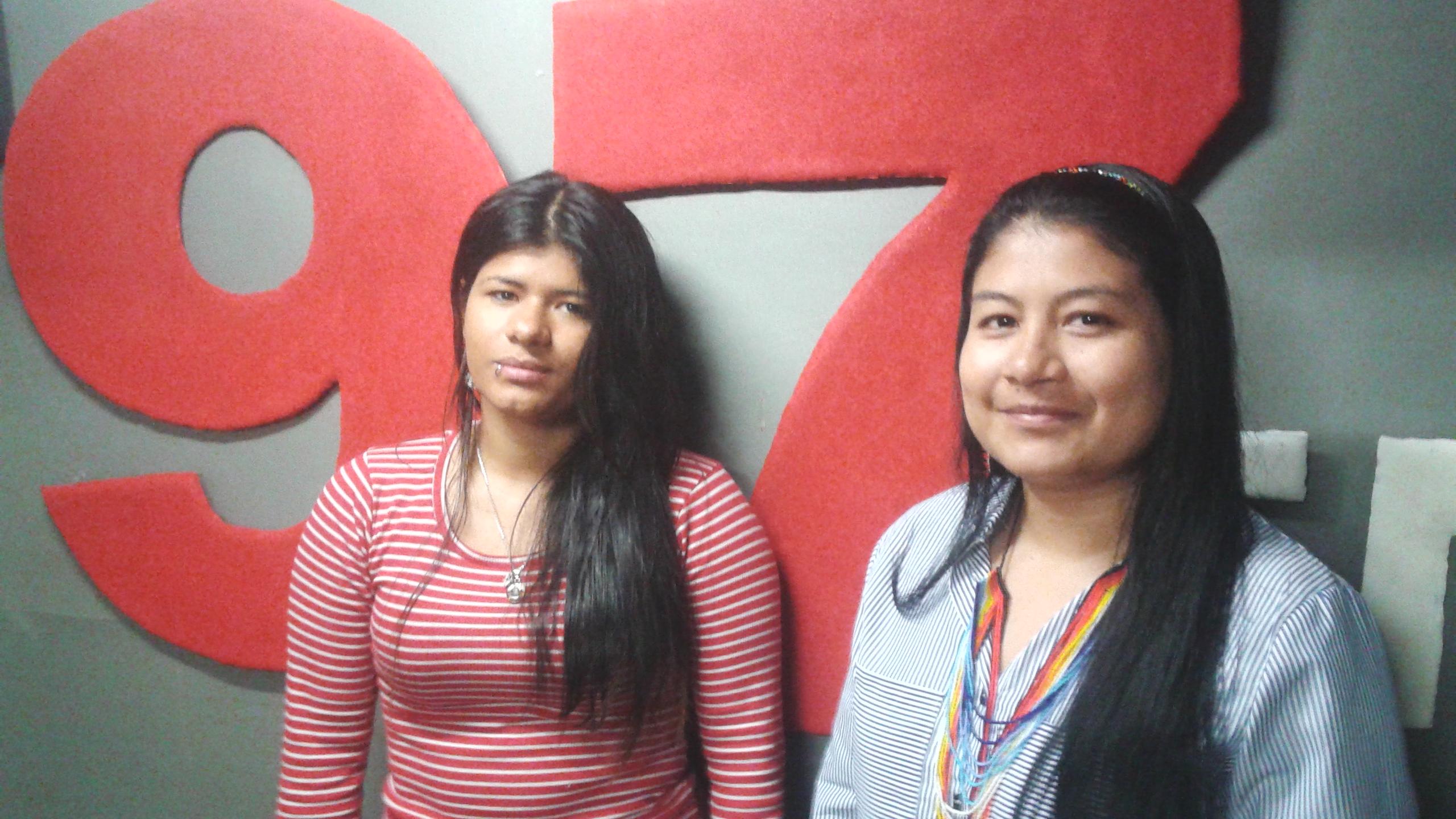 Mar de Fueguitos: defensoras de los derechos humanos en Colombia