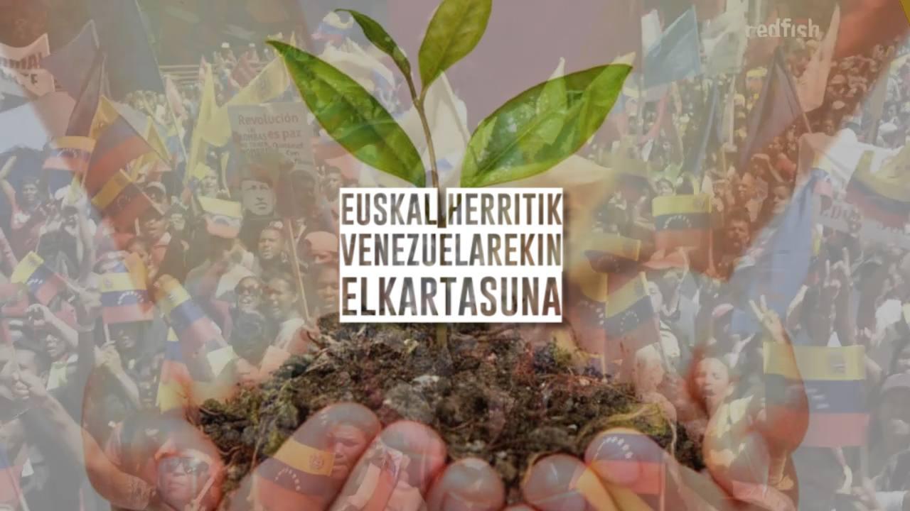 Lur eta Murmur: Semillas para Venezuela, Semillas para el Maizal
