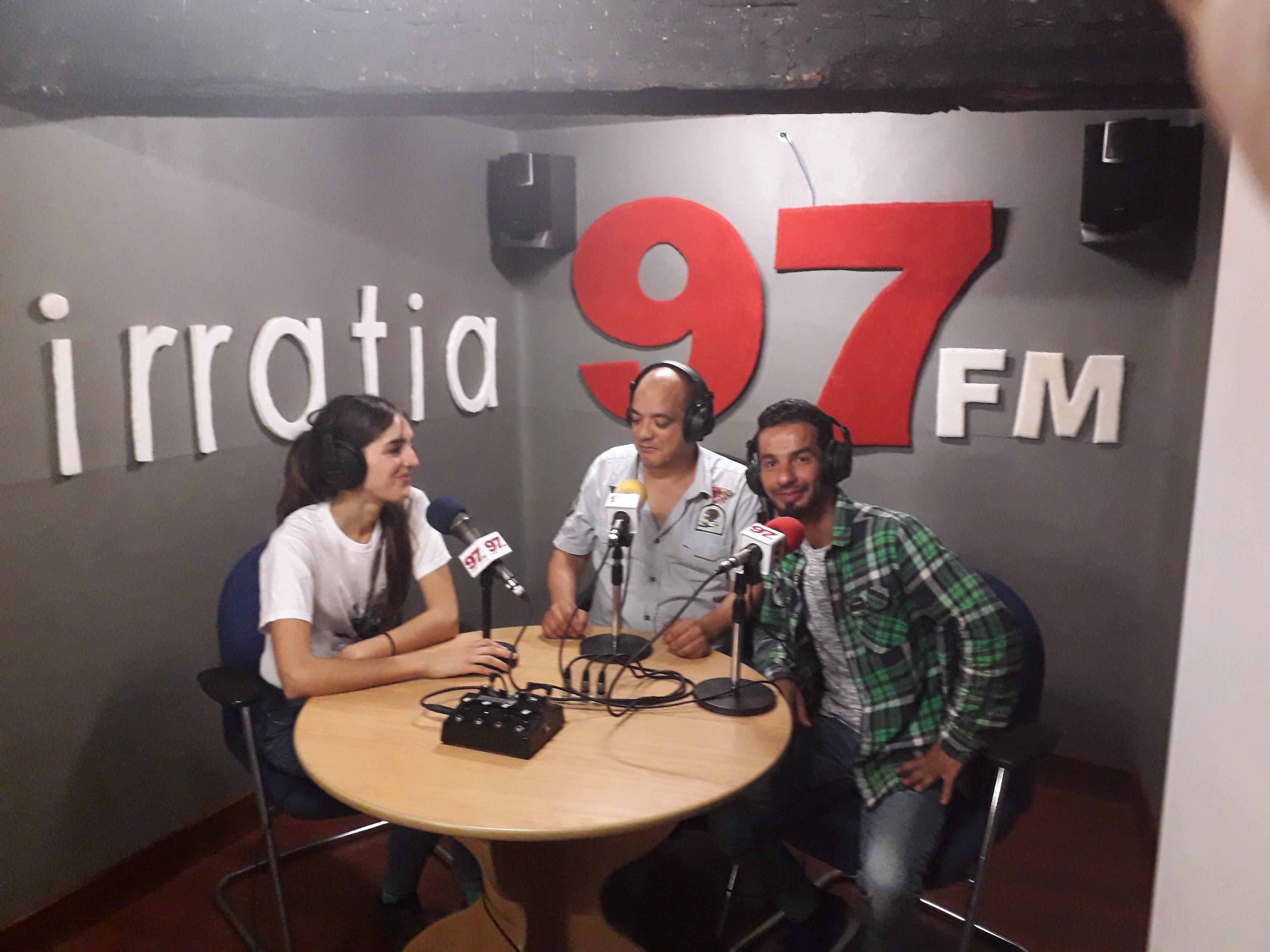 Radio Barrio: entrevista a Sarean, deportes, heavy y más