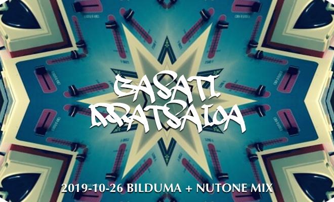 Basati Irratsaioa: Colección 20191026 Bilduma + NuTone MIX