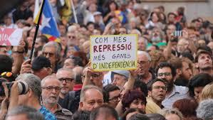 Suelta la olla: Sobre  las  personas  detenidas  en  Catalunya  y  el  papel  de  los  medios.