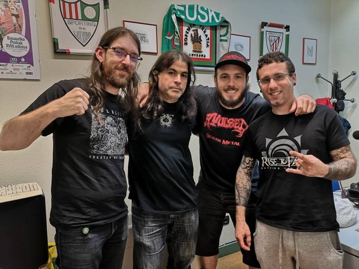 La mirada negra: Entrevista con Empire Of Disease