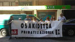 Suelta la olla: Oposiciones Osakidetza