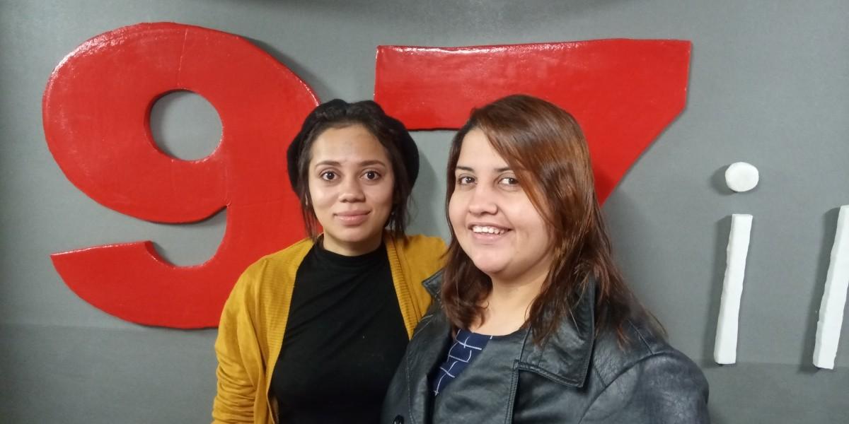 Mar de Fueguitos: las  defensoras  feministas  en  Honduras  y  El  Salvador