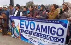 Cubainformación: Bolivia:  solidaridad  mundial  contra  el  golpe  racista