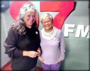 Las Feútxas: Montse Marañon y la marcha de las pensionistas a Madrid