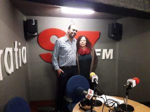 Radio Barrio: Entrvista al movimiento de Pensionistas de Bizkaia, Beñat director deportivo del Club de Rugby Universitario de Bilbao