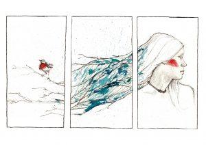 Mar de Fueguitos: Txiribitak,  bizitza  pizten  duten  istorioak