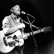 Arañas de Marte: Pete Seeger, Bob Dylan, Neil Young y otros grandes nombres