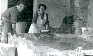 Las Feútxas: Marta Brancas y las lavanderas de Bilbao