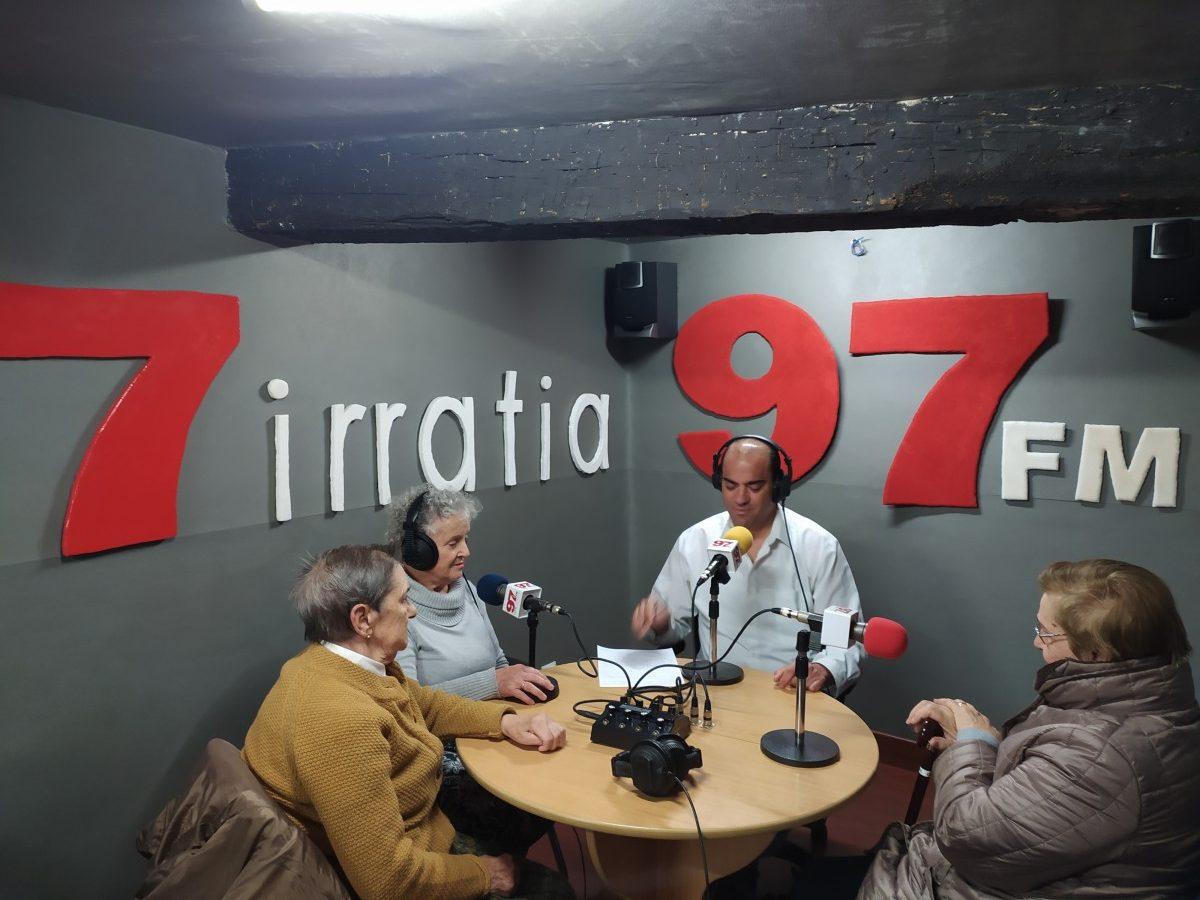 Radio Barrio: Entrevista a la residencia Igurco Bilbozar, torrijas, carnavales y mucho más.