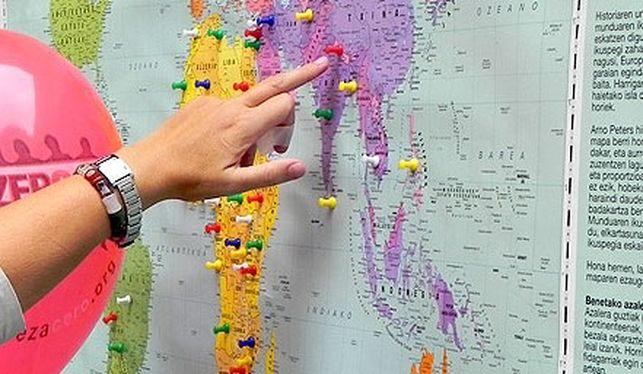 Mar de Fueguitos: las  ONGD  vascas  contra  el  acoso  sexual