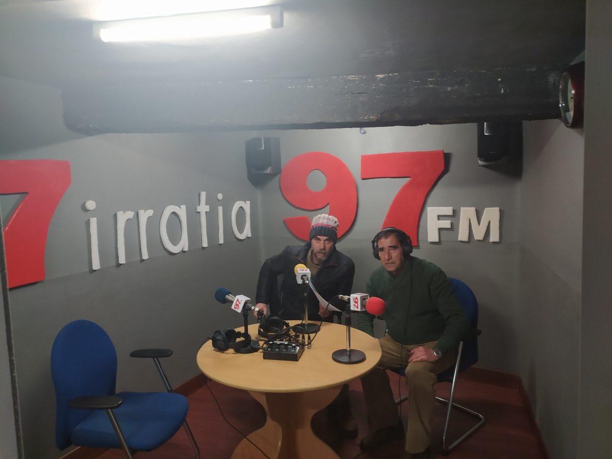 Radio Barrio: Entrevista a Santi Ugalde, novela, metalnestis y mucho más.
