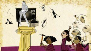 Suelta la olla: La presencia de mujeres en los medios de comunicación