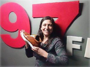 Las Feútxas: Carla Peirano y sus zapatos sostenibles