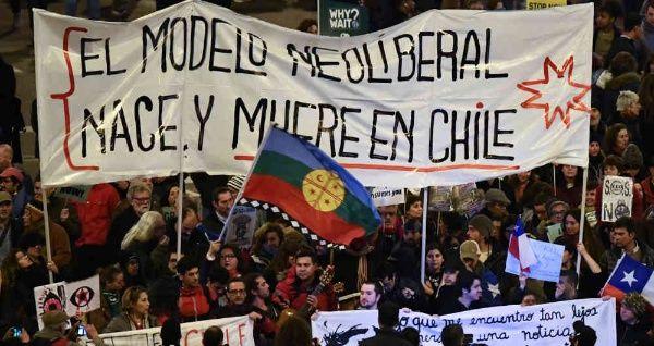Lur eta Murmur: Chile dijo basta