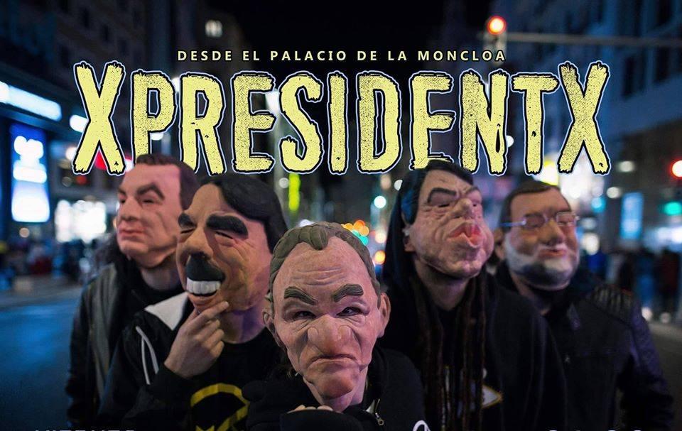 La mirada negra: Entrevista con Xpresidentx