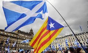 Suelta la olla: Choque de trenes hacia la independencia de Escocia y Catalunya.