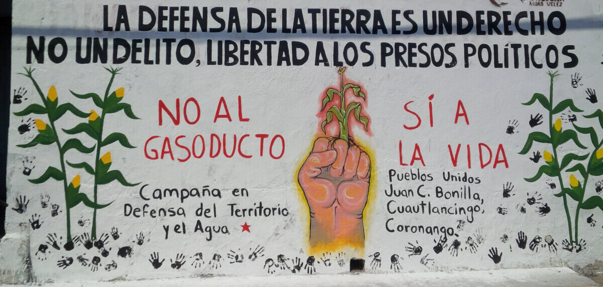Lur eta Murmur: Morelos eta borroka herritarra